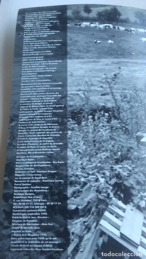 Libros: Calder. Monumental. Beaux Arts Magazine. 1992 - Foto 2 - 234679365