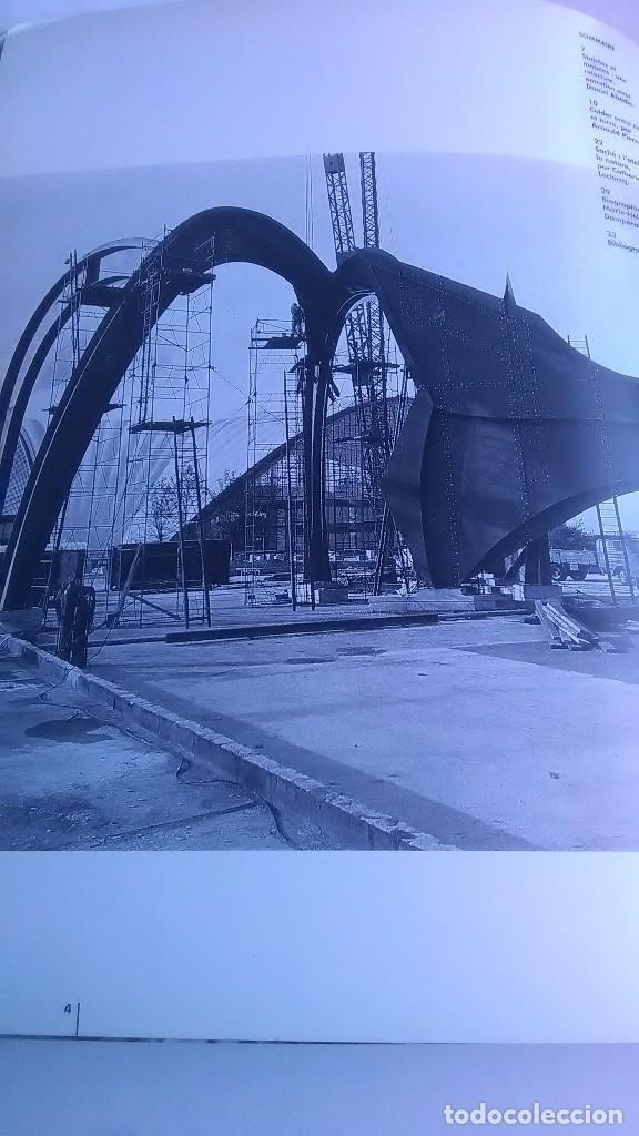 Libros: Calder. Monumental. Beaux Arts Magazine. 1992 - Foto 3 - 234679365