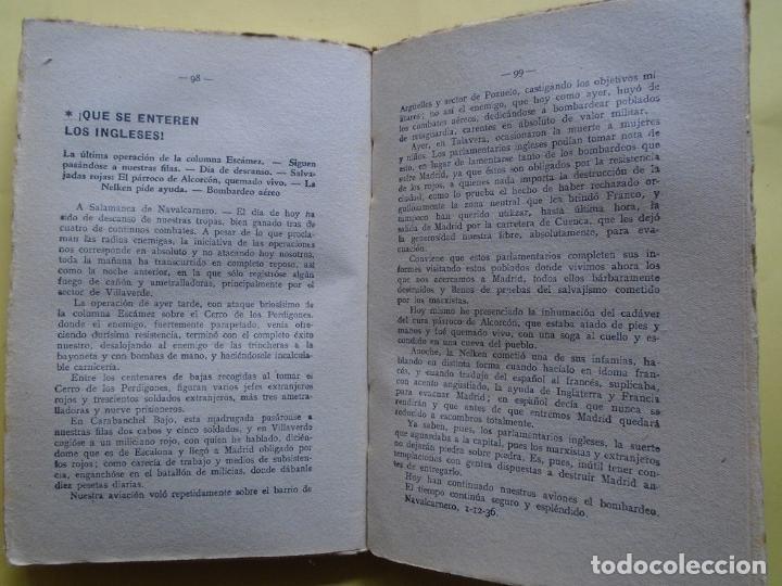 Libros: Las Crónicas de El Tebib Arrumi. I. El Cerco de Madrid (Octubre 36 - Marzo 37.) Prólogo del General - Foto 3 - 234915190
