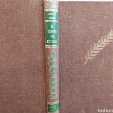 Libros: EL CUERNO DEL CAZADOR--LUIS DE CARALT--ROBERT RUARK--PRIMERA EDICIÓN -. CAZA. Lote 235121435