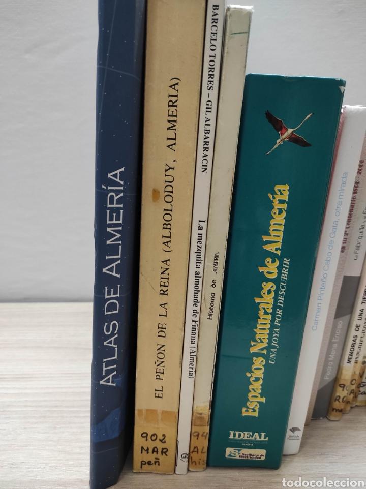 Libros: Lote libros Almería - Foto 2 - 235243325