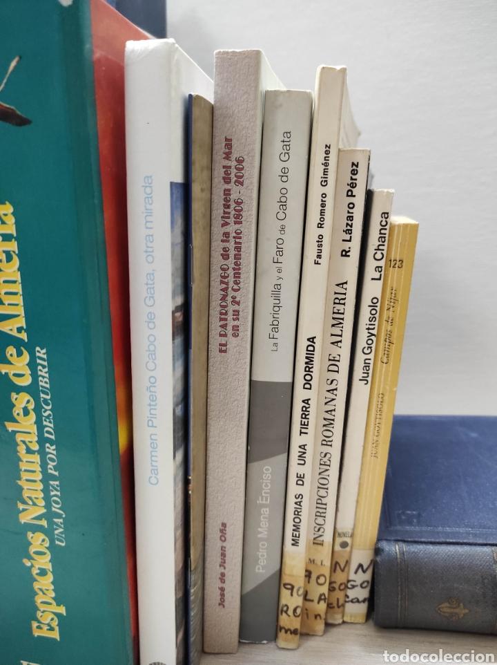 Libros: Lote libros Almería - Foto 3 - 235243325