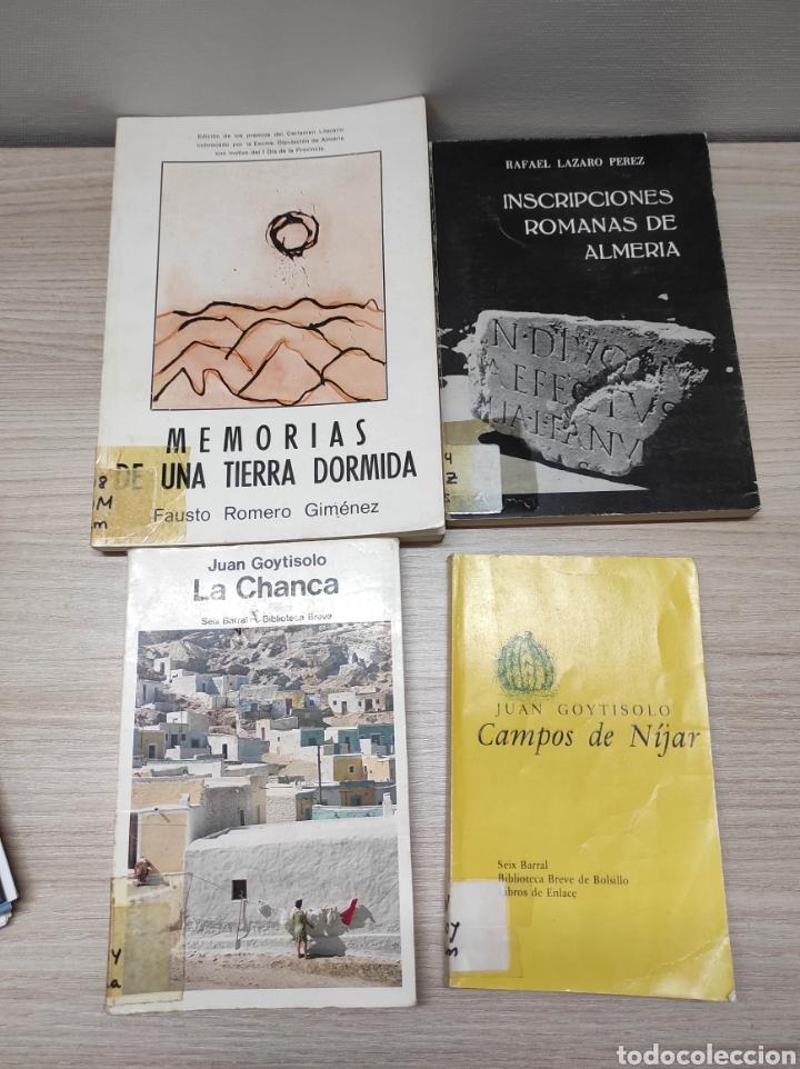 Libros: Lote libros Almería - Foto 4 - 235243325