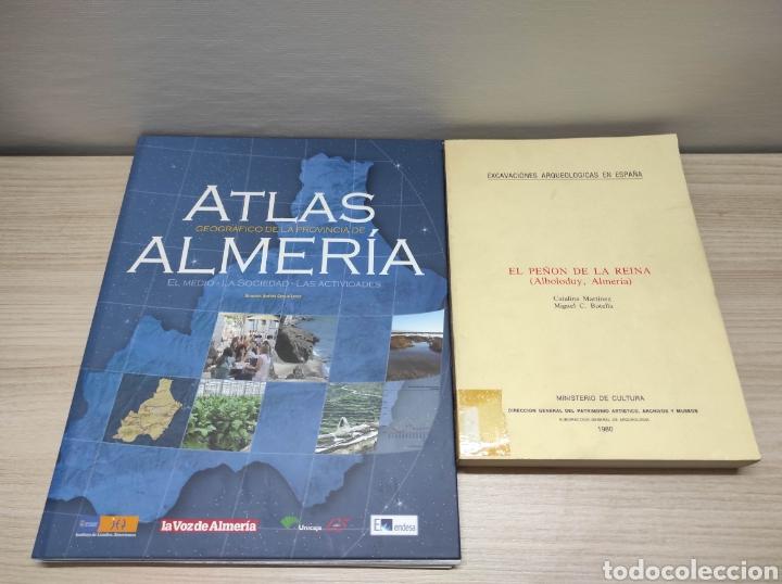 Libros: Lote libros Almería - Foto 7 - 235243325