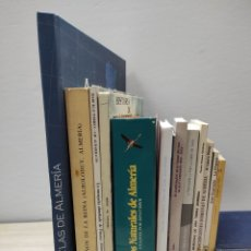 Libros: LOTE LIBROS ALMERÍA. Lote 235243325