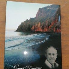 Libros: CÉSAR MANRIQUE - JUNTO AL MAR - PEDRO LASSO - DEDICATORIA. Lote 235685640