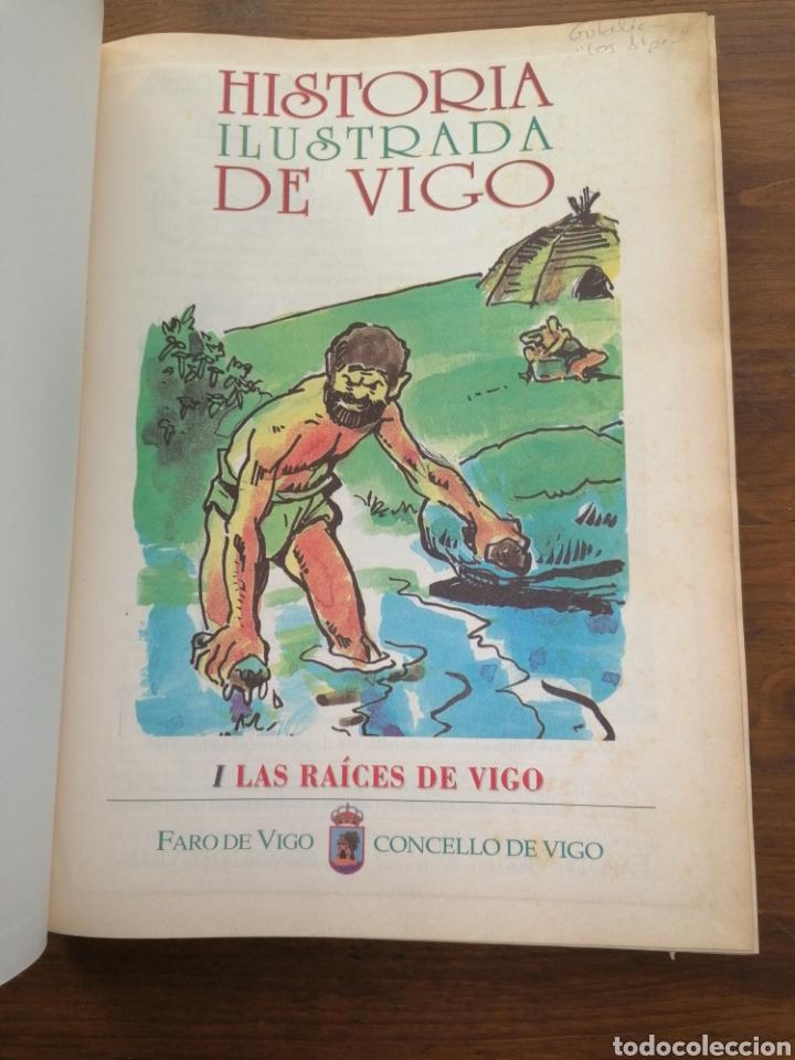 Libros: HISTORIA ILUSTRADA DE VIGO - Tomo I - Foto 2 - 235689945