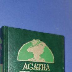 Libros: OBRAS COMPLETAS DE AGATHA CHRISTIE, : HÉRCULES POIROT … BARCELONA : EDICIONES ORBIS. Lote 235880555