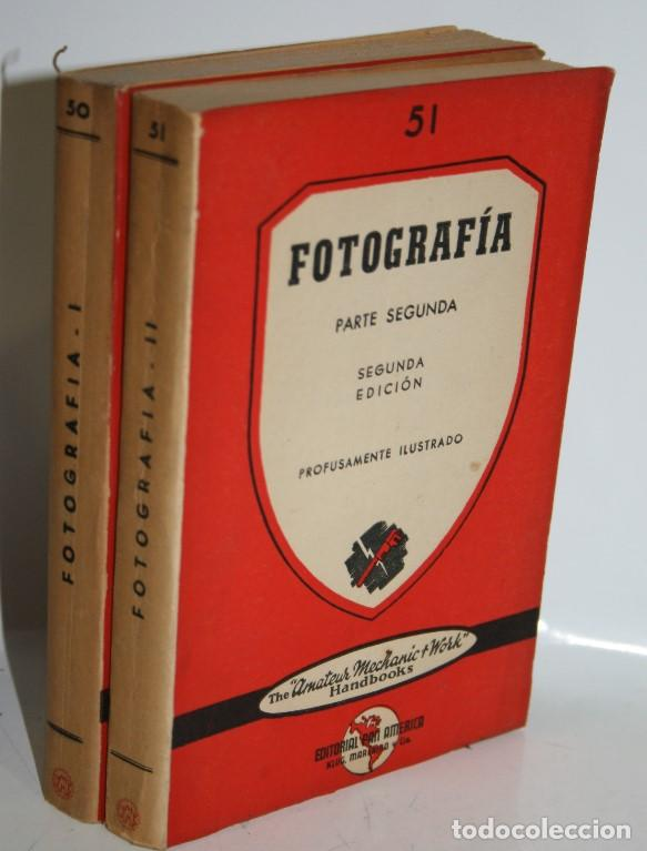 FOTOGRAFÍA. 2 TOMOS - VALLEJO, FRANCISCO JOSÉ (VERSIÓN Y ADAPTACIÓN) (Libros sin clasificar)