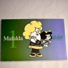 Libros: MAFALDA 1: TIRAS DE QUINO. Lote 236287030