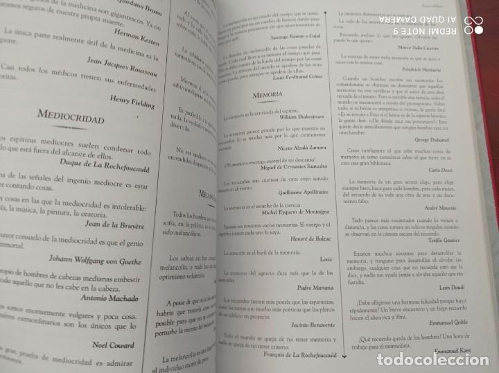 Libros: FRASES CELEBRES - FRANCISCO MARQUEZ - Foto 6 - 236364400