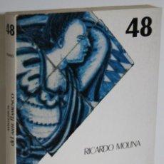 Libros: MISTERIOS DEL ARTE FLAMENCO - MOLINA, RICARDO. Lote 236533990
