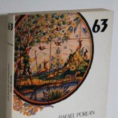 Libros: PROSAS DE UN NOVELISTA INACABADO - PORLAN, RAFAEL. Lote 236534025