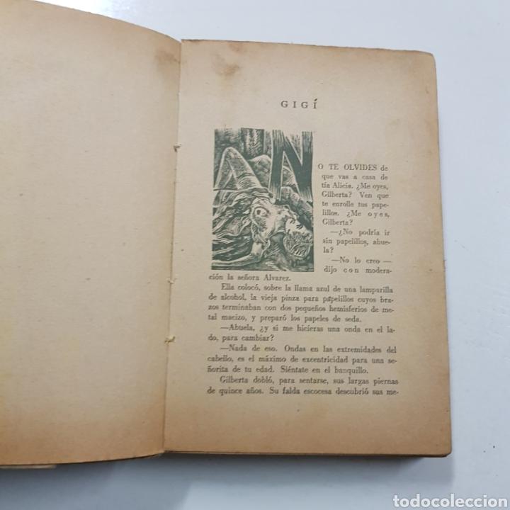Libros: GIGI - COLETTE 1956 EDITORES PANAMERICANOS - Foto 3 - 236724450