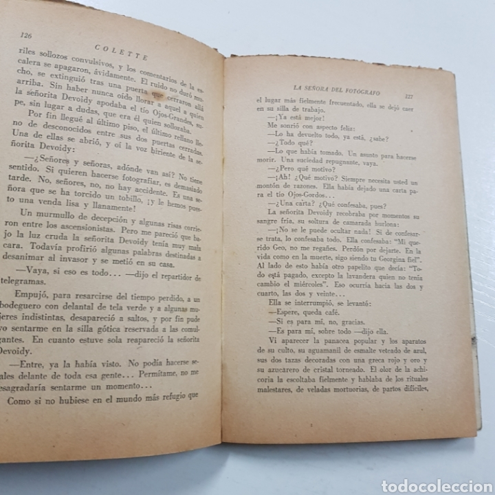 Libros: GIGI - COLETTE 1956 EDITORES PANAMERICANOS - Foto 5 - 236724450