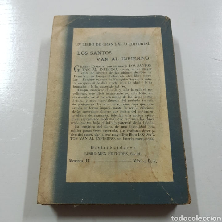 Libros: GIGI - COLETTE 1956 EDITORES PANAMERICANOS - Foto 7 - 236724450