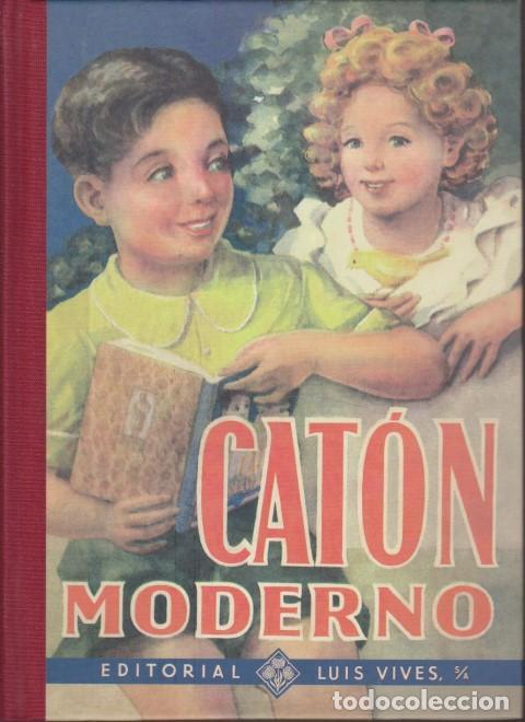 CATON MODERNO. EDICION FACSIMIL (Libros sin clasificar)