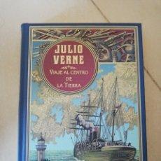Libros: JULIO VERNE VIAJE AL CENTRO DE LA TIERRA, COLECCIÓN HETZEL. Lote 236927755