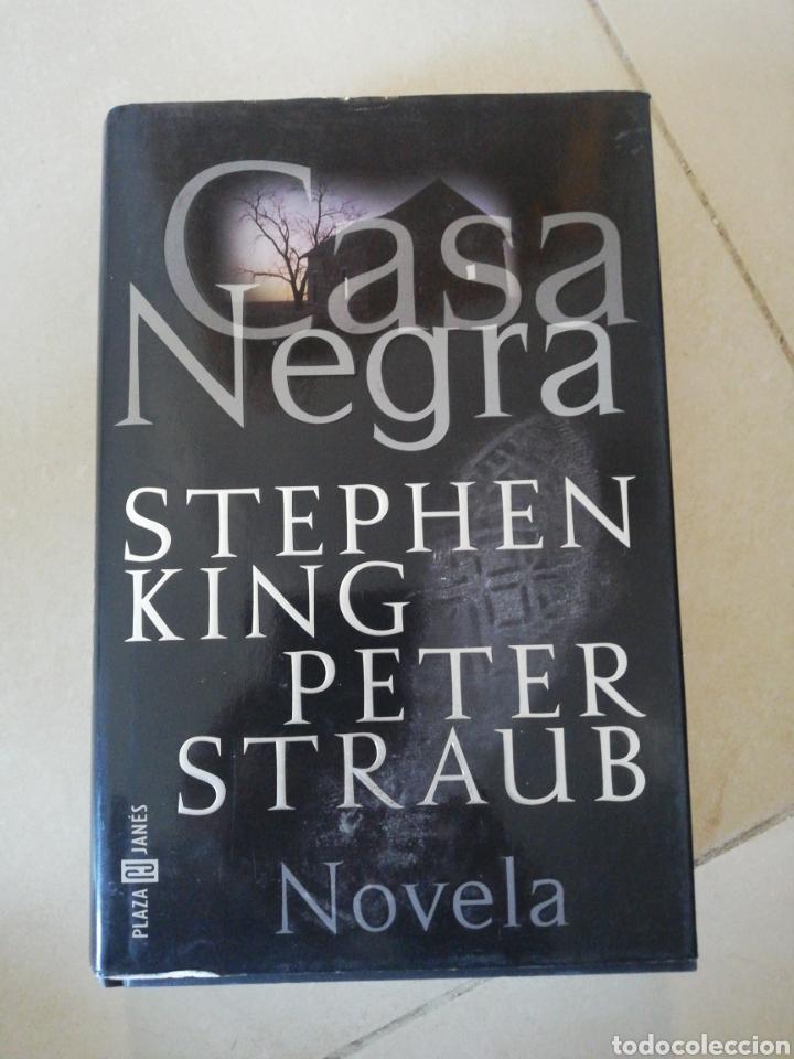 CASA NEGRA STEPHEN KING Y PETER STRAUB, EDITORIAL PLAZA Y JANES (1RA EDICIÓN) (Libros sin clasificar)
