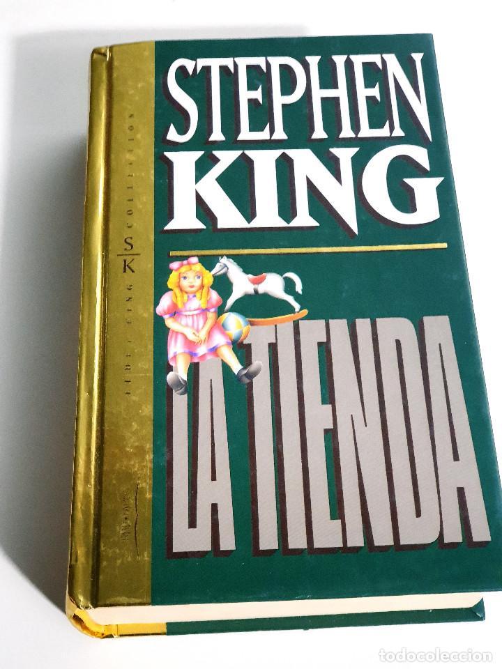 LIBRO LA TIENDA STEPHEN KING (Libros sin clasificar)