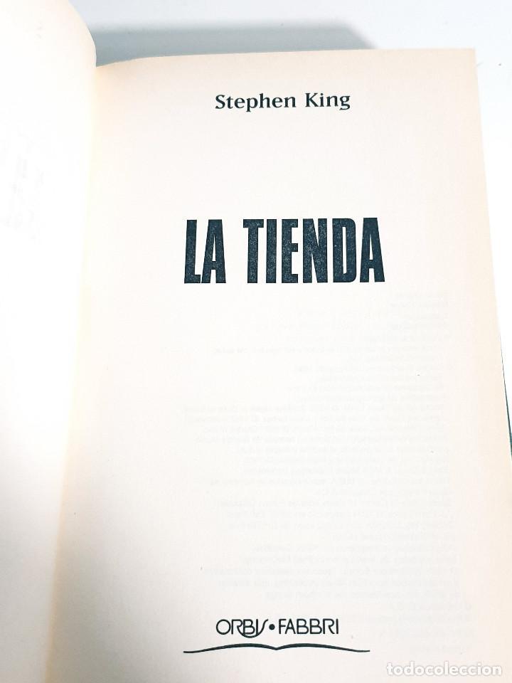 Libros: LIBRO LA TIENDA STEPHEN KING - Foto 3 - 237012620