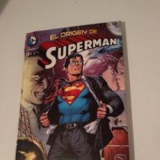 Libros: CÓMIC EL ORIGEN DE SUPERMAN. Lote 237412940