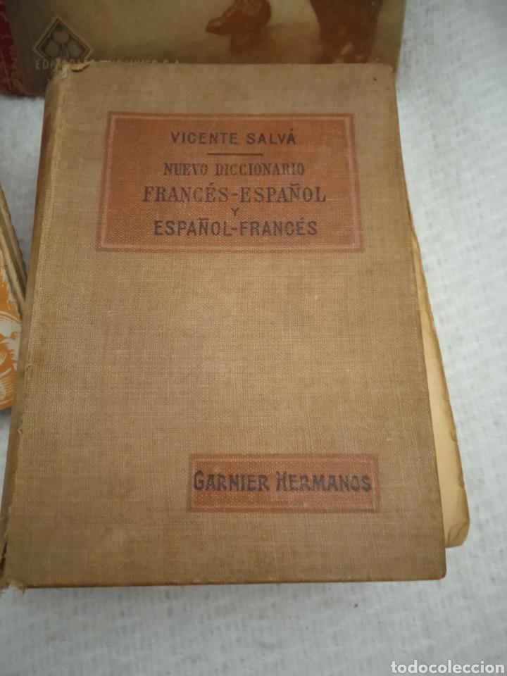 Libros: 5 LIBROS ESTUDIAR FRANCÉS ANTIGUOS - Foto 3 - 237414720