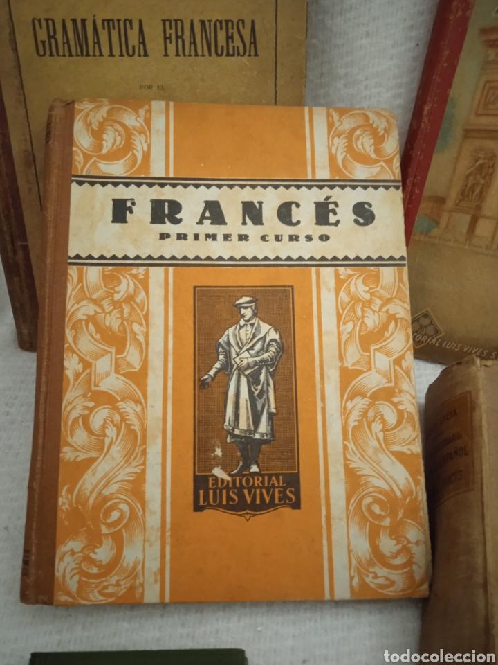 Libros: 5 LIBROS ESTUDIAR FRANCÉS ANTIGUOS - Foto 4 - 237414720