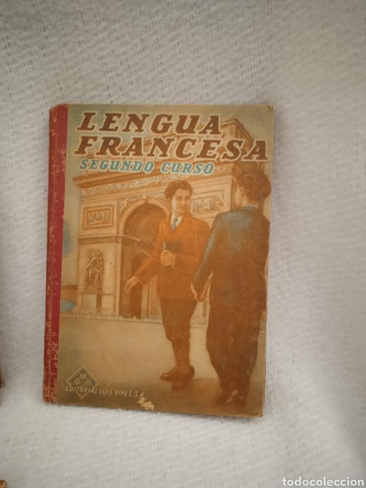 Libros: 5 LIBROS ESTUDIAR FRANCÉS ANTIGUOS - Foto 6 - 237414720