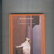 Libros: EL HANDICAP DE LA VIDA. Lote 237417690