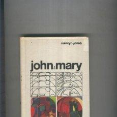 Libros: JOHN Y MARY. Lote 237417705