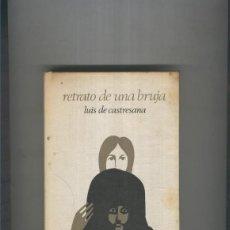 Libros: RETRATO DE UNA BRUJA. Lote 237417730