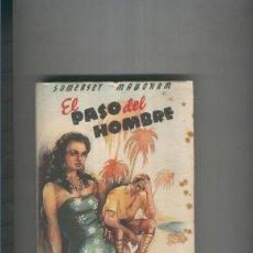 Libros: EL PASO DEL HOMBRE. Lote 237417825