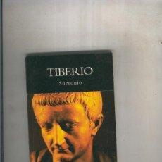 Libros: TIBERIO. Lote 237417850