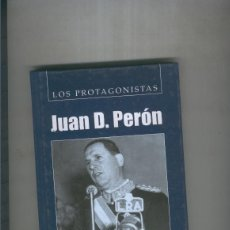 Libros: JUAN D. PERON. Lote 237417855