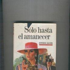 Libros: SOLO HASTA EL AMANECER. Lote 237417875