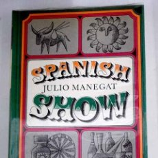 Libros: SPANISH SHOW. Lote 237603555