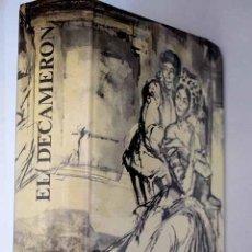 Libros: EL DECAMERÓN. Lote 237603560
