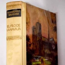 Libros: EL FILO DE LA NAVAJA. Lote 237603570