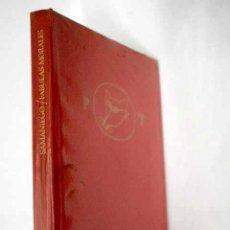 Libros: FÁBULAS MORALES: (SELECCIÓN). Lote 237603595