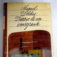 Libros: DIARIO DE UN EMIGRANTE. Lote 237603650