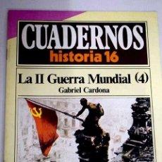 Libros: LA II GUERRA MUNDIAL, 4. Lote 237603695
