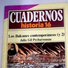 Libros: LOS BALCANES CONTEMPORÁNEOS II. Lote 237603710
