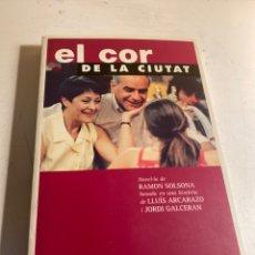 Libros: EL COR DE LA CIUTAT. Lote 237888025
