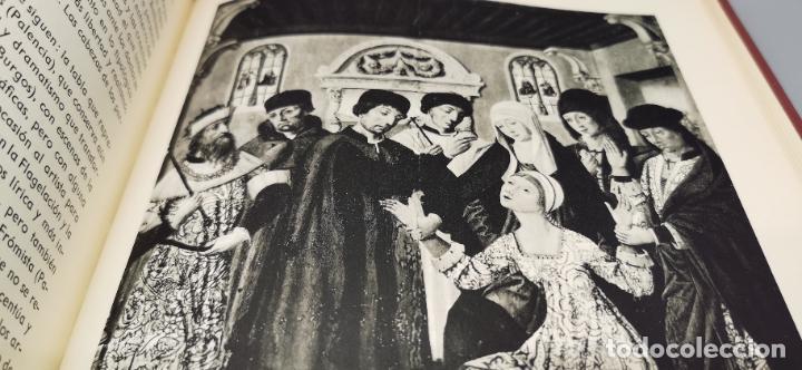 Libros: ARS HISPANIAE. HISTORIA UNIVERSAL DEL ARTE HISPANICO. TOMO IX: PINTURA GOTICA - Foto 7 - 238135650