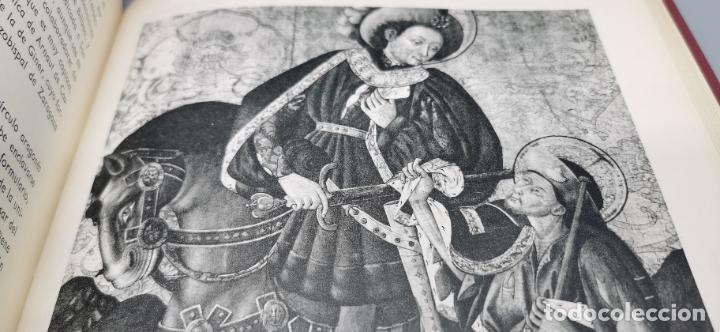 Libros: ARS HISPANIAE. HISTORIA UNIVERSAL DEL ARTE HISPANICO. TOMO IX: PINTURA GOTICA - Foto 9 - 238135650