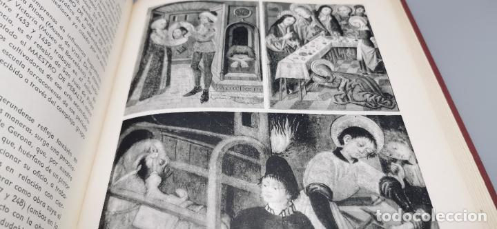 Libros: ARS HISPANIAE. HISTORIA UNIVERSAL DEL ARTE HISPANICO. TOMO IX: PINTURA GOTICA - Foto 10 - 238135650