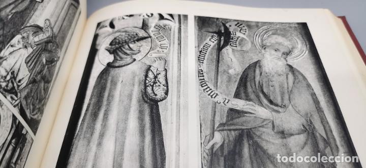 Libros: ARS HISPANIAE. HISTORIA UNIVERSAL DEL ARTE HISPANICO. TOMO IX: PINTURA GOTICA - Foto 12 - 238135650