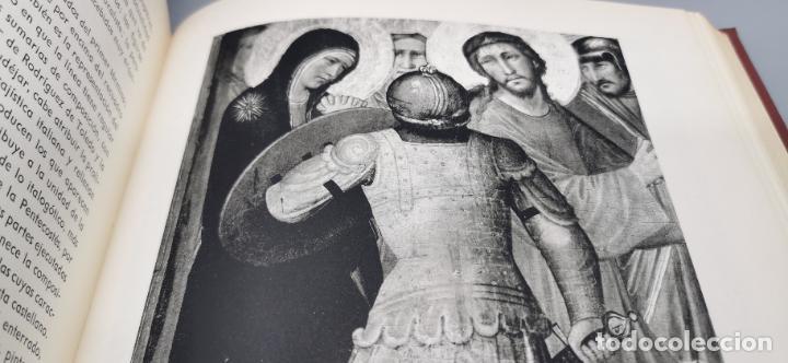 Libros: ARS HISPANIAE. HISTORIA UNIVERSAL DEL ARTE HISPANICO. TOMO IX: PINTURA GOTICA - Foto 13 - 238135650