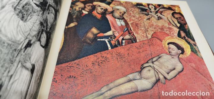 Libros: ARS HISPANIAE. HISTORIA UNIVERSAL DEL ARTE HISPANICO. TOMO IX: PINTURA GOTICA - Foto 14 - 238135650